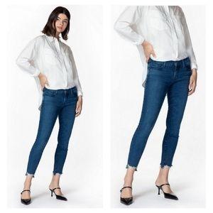 J Brand Radiowave Destruct Mid-rise Jeans 25